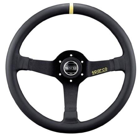 Kierownica Sparco R345 - GRUBYGARAGE - Sklep Tuningowy